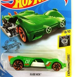 Hot Wheels 2019 Slide Kick Experimotors 144/250